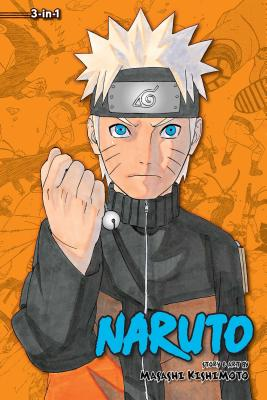 Naruto (3-in-1 Edition), Vol. 16 cover image