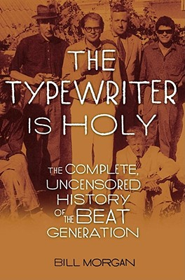 Cover for The Typewriter Is Holy