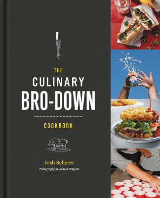 The Culinary Bro-Down Cookbook Cover Image