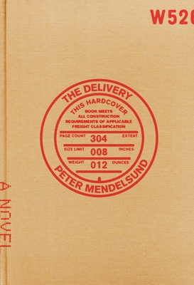 The Delivery: A Novel Cover Image