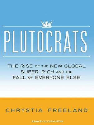 Plutocrats Cover