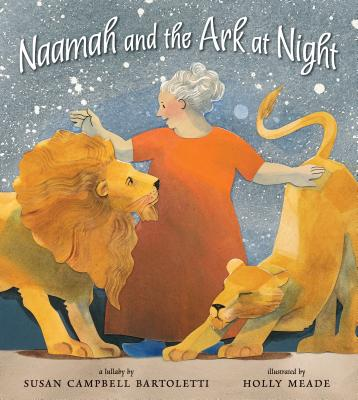 Naamah and the Ark at Night Cover