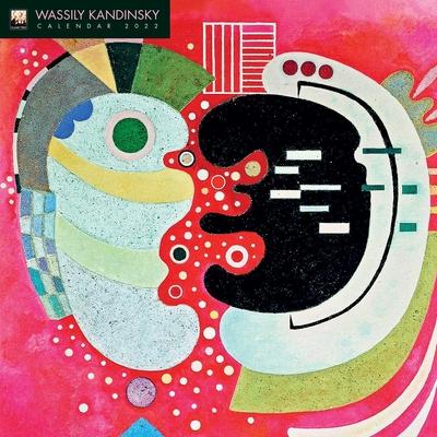 Wassily Kandinsky Wall Calendar 2022 (Art Calendar) Cover Image