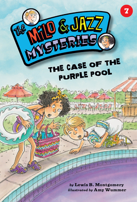 The Case of the Purple Pool Cover