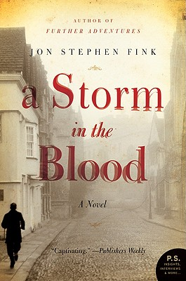 A Storm in the Blood Cover