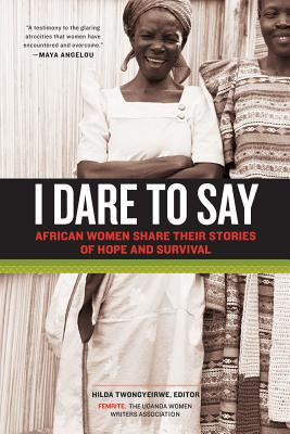I Dare to Say Cover
