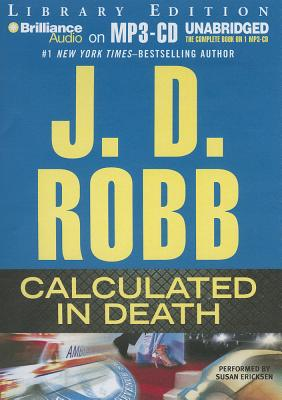 Calculated in Death Cover Image