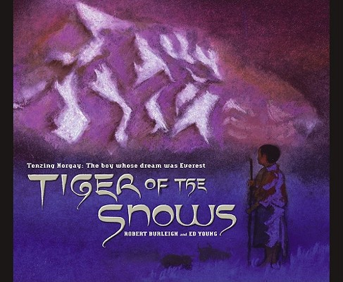 Tiger of the Snows Cover