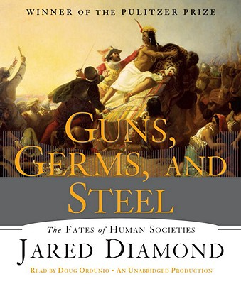 Guns, Germs, and Steel Cover