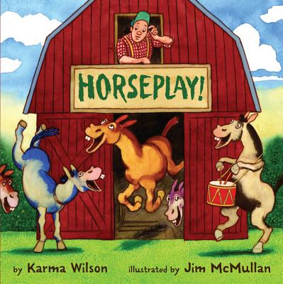 Horseplay! Cover