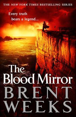 The Blood Mirror Lib/E (Lightbringer #4) Cover Image