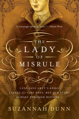 Cover for The Lady of Misrule