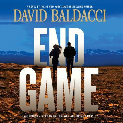 End Game Lib/E (Will Robie #5) Cover Image