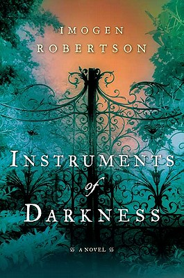Cover Image for Instruments of Darkness: A Novel