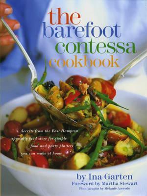 Barefoot Contessa Cookbook. Cover Image
