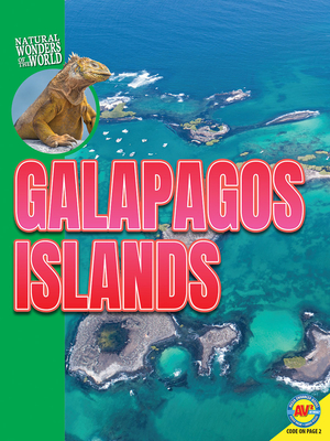 Galapagos Islands (Natural Wonders of the World) Cover Image
