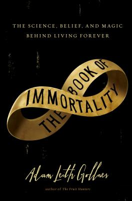 The Book of Immortality Cover