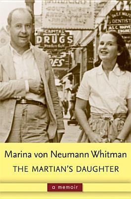 The Martian's Daughter: A Memoir Cover Image