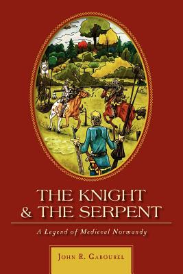 The Knight and the Serpent Cover