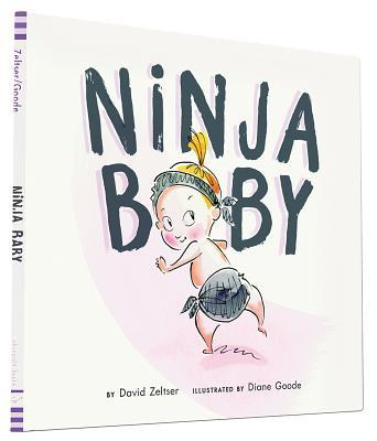 Cover for Ninja Baby