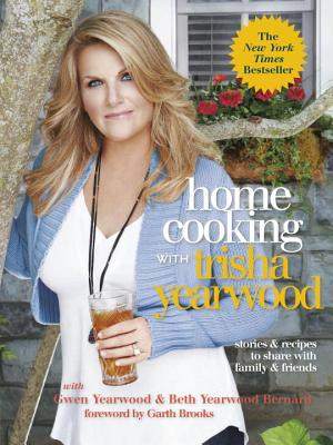 Home Cooking with Trisha Yearwood Cover