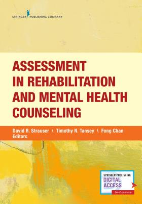 Assessment in Rehabilitation and Mental Health Counseling Cover Image