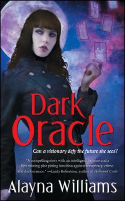 Cover for Dark Oracle