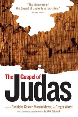 The Gospel of Judas Cover
