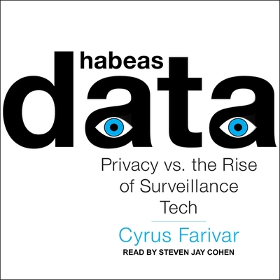 Cover for Habeas Data