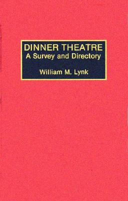 Cover for Dinner Theatre