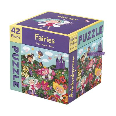 Fairies 42 Piece Puzzle Cover Image