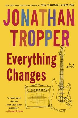 Everything Changes Cover Image