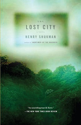 The Lost City Cover