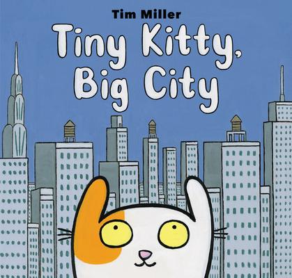 Tiny Kitty, Big City Cover Image