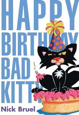 Happy Birthday, Bad Kitty Cover