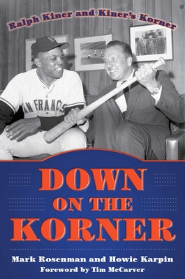 Cover for Down on the Korner