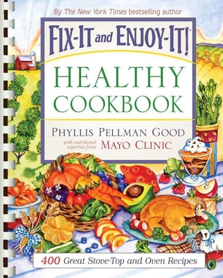Fix-It and Enjoy-It! Healthy Cookbook Cover