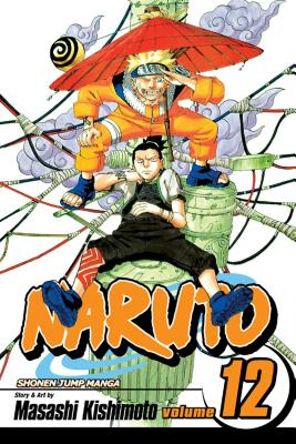 Naruto, Vol. 12 cover image