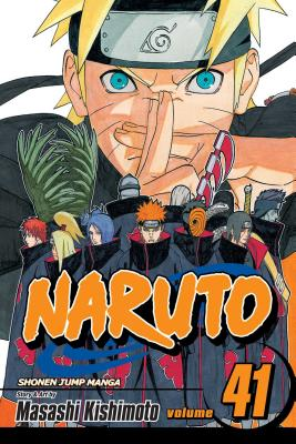 Naruto, Vol. 41 cover image