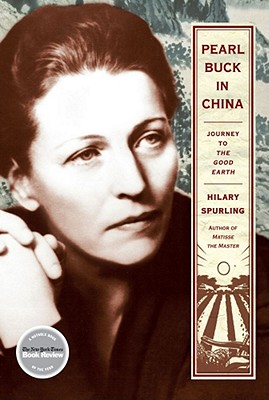 Pearl Buck in China Cover