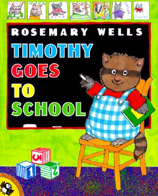Timothy Goes to School Cover