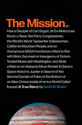 The Mission: A True Story Cover Image