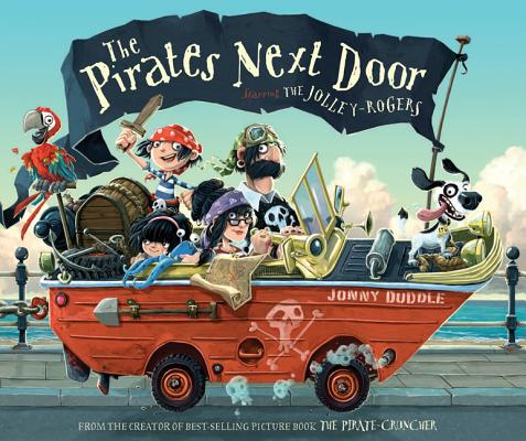 The Pirates Next Door Cover