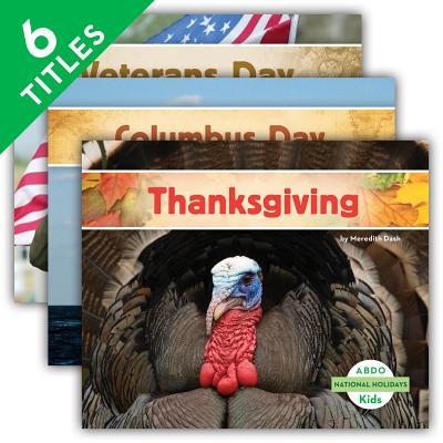 National Holidays (Set) Cover Image