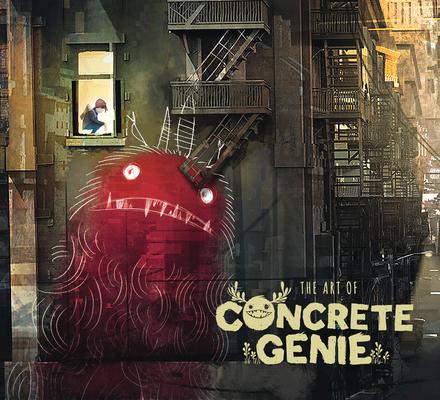 The Art of Concrete Genie Cover Image