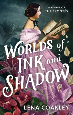 Worlds of Ink and Shadow: A Novel of the Brontës Cover Image