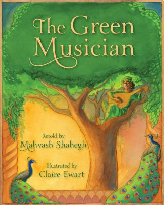 The Green Musician Cover