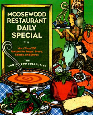 Moosewood Restaurant Daily Special Cover