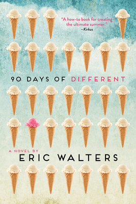 90 Days of Different Cover Image