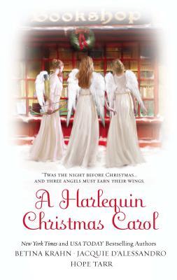 A Harlequin Christmas Carol Cover
